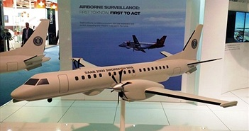 Saab 2000 Swordfish hay IL-38N, máy bay nào đáng mua?