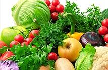 Những thực phẩm không thể thiếu cho tuổi trung niên