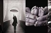 [Học chụp ảnh] Xem những bức ảnh trắng đen ấn tượng trên 500px