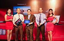 Lenovo ra mắt dòng máy tính X1 tại Việt Nam