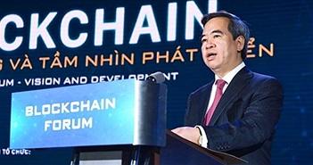 """Diễn đàn Blockchain 2018: """"Xu hướng và tầm nhìn phát triển"""""""