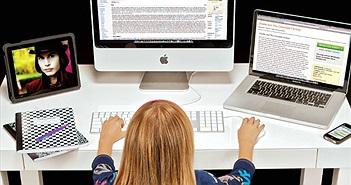 Trẻ em đang tìm kiếm gì trên Internet