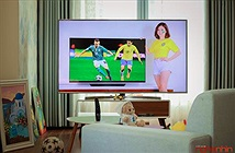 Cận cảnh TV LG 4K HDR 70 inch rẻ nhất mùa World Cup 2018 tại Việt Nam
