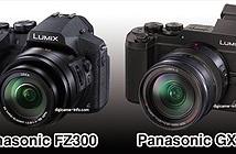 Rò rỉ nhiều thông tin và ảnh thật  về GX8 và FZ300: Tâp trung vào video 4K, chống rung 5 trục lai,..