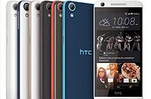 HTC ra mắt 4 smartphone mới dòng Desire giá rẻ