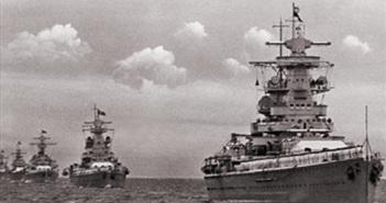 """Phát xít Đức """"hồi sinh"""" đội tàu mặt nước thế nào? (1)"""