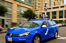 Uber quay lưng với Here Maps
