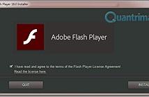 Hướng dẫn khắc phục lỗi Flash Player bị crash (đổ vỡ) trên trình duyệt