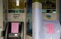 Hệ thống ATM Đài Loan đóng cửa sau vụ trộm lịch sử