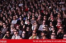 Ra mắt ti vi 3D xem không cần kính chuyên dụng