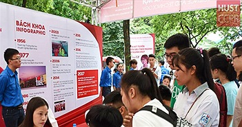 Thêm 55 thí sinh trúng tuyển thẳng vào Đại học Bách khoa Hà Nội