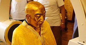 Xác ướp vàng ngàn tuổi như người còn sống ở Trung Quốc