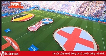 Phát hiện 62 link vi phạm bản quyền trận tranh hạng ba giữa Anh vs Bỉ