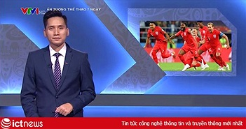 World Cup 2018 được xem nhiều nhất trên kênh truyền hình nào?