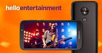Moto E5 Play chạy Android Go ra mắt: màn hình 18:9, RAM 1GB, giá 127 USD