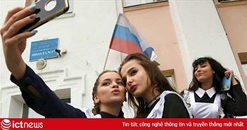 Nga có thể sẽ cấm học sinh sử dụng điện thoại ở trường vì sợ sao nhãng