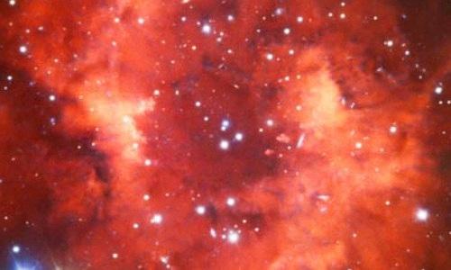 Mê lực khó tin từ tinh vân hành tinh tuyệt đẹp Abell 24