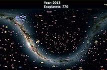 NASA công bố bản đồ 4.000 hành tinh ngoài Hệ Mặt trời
