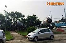 """Sờ tận tay """"đôi cánh ma thuật"""" Su-22M giữa Hà Nội"""