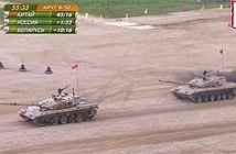 """Trung Quốc """"xấu hổ"""": Siêu tăng Type 96B rơi bánh khi đang chạy"""