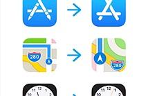 App Store trên iOS 11 có biểu tượng mới