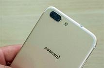 Trên tay smartphone thương hiệu Việt Asanzo Z5: camera kép, giá 5 triệu