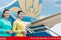 Giảm giá 15% cho khách hàng mua vé máy bay online bằng thẻ nội địa NAPAS