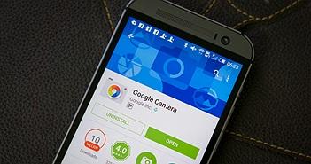 Ứng dụng Google Camera 3.0 sẽ có chế độ chụp liên tục thông minh, tự chọn ảnh đẹp, tạo GIF, collage?