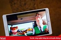 Máy tính bảng Huawei MediaPad M3 2017 ghi điểm nhờ âm thanh chuyên nghiệp