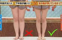 Đài TBS Nhật Bản chỉ ra nguyên nhân ai cũng mắc khiến chân to như... cột đình