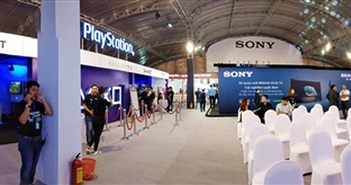[Ảnh] Một vòng triển lãm công nghệ Sony Show 2017: Experience to the MaX