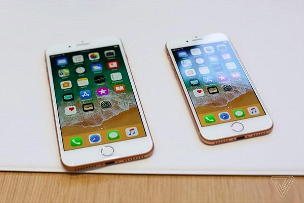 Pin của iPhone 8 còn nhỏ hơn iPhone 7