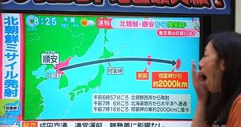 Tại sao Nhật Bản không cố gắng bắn hạ tên lửa của Triều Tiên?