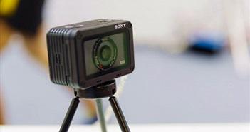 Trên tay máy ảnh Sony RX0 tại Sony Show 2017