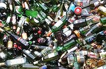 Lý do chúng ta nên phân loại rác thủy tinh