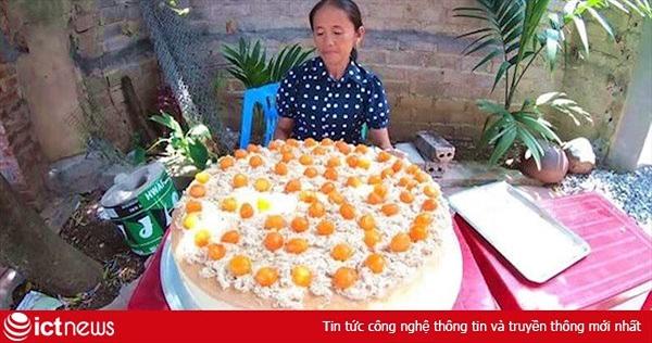 Làm bánh bông lan siêu to khổng lồ, bà Tân Vlog bị dân mạng tố 'clip sặc mùi dàn dựng'