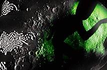 Lộ ảnh cấu trúc lạ trên Mặt trăng, nghi là của người ngoài hành tinh