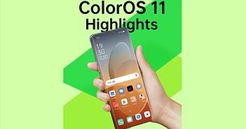 OPPO ColorOS 11: Tất cả các tính năng bạn cần biết