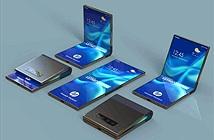 """Smartphone màn hình gập HP """"lộ"""" ảnh render đẹp hút hồn"""