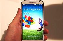 Samsung Galaxy S4 chính hãng tiếp tục giảm giá