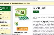 Trang web ichnhan.vn sai phạm trong lĩnh vực quảng cáo