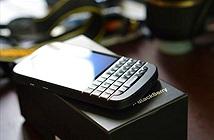 Cửa hàng nào được bán BlackBerry Q10 giá 4,99 triệu đồng?