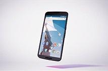 Google Nexus 6 trình làng với kích thước khủng, chạy Lollipop