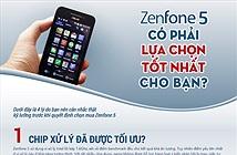 HKPhone đang nói gì về ZenFone 5 của ASUS ?
