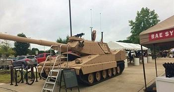 Xe tăng hạng nhẹ M8 của Mỹ bất ngờ tái xuất
