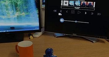 Nghiên cứu thành công cách biến mọi vật thể trở thành điều khiển TV