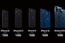 iPhone 11 và iPhone XR giảm giá, 11 Pro và Pro Max bị khai tử