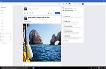 Lộ diện ứng dụng Facebook Beta chính chủ cho Win 10 PC, chưa cho đăng nhập, năm sau phát hành