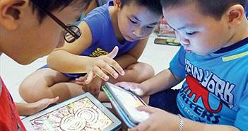 Ẩn họa rình rập trẻ em trong môi trường internet