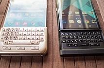 Mục kích BlackBerry Priv đọ dáng với Galaxy Note 5